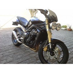 HP-Corse Hydroform Street Triple 675 2007-2010