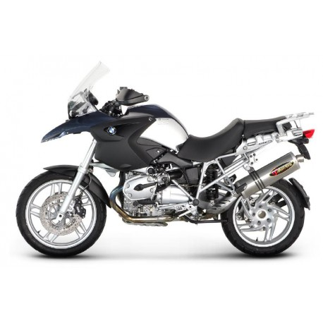 Akrapovic oval BMW R 1200 GS 2004-2009