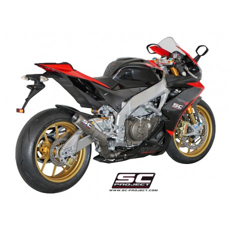SC Project escape CR-T Aprilia RSV4 2009-2014