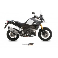 Mivv Speed Edge Suzuki DL 1000 V-Strom 2014-2016