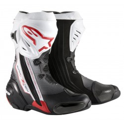 Alpinestars botas Supertech R Black Red White