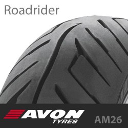 Avon Roadrider AM26 90/90-18 + 110/80-18