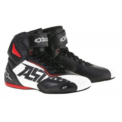 Alpinestars Faster-2 Vented Black White Red