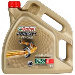 Castrol POWER 1 RACING 10W-50. 4T. 4L.