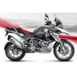 Akrapovic BMW R 1200 GS 2015-2016