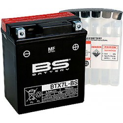 Batería BS Battery BTX7L-BS