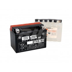 Batería BS Battery BTX9-BS