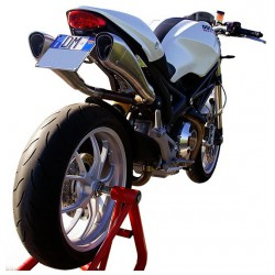 Hydroform inox Ducati Monster 1100