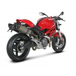 Akrapovic Hexagonal Ducati Monster 696