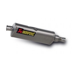Akrapovic Hexagonal ER6 F/N 09-11
