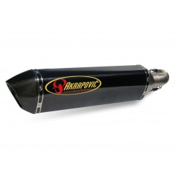Akrapovic hexagonal Z750 2007-2011