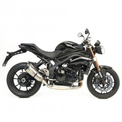 Leovince Factory R Speed Triple 1050 2011-2013