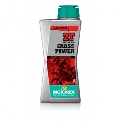 Motorex Aceite CROSS POWER 2T 1L