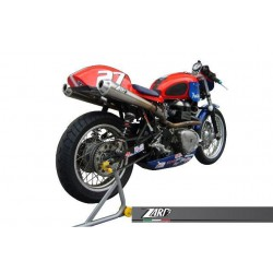 "Zard Full Chromium steel sport kit ""Tropheo"" para Thruxton 2-2"